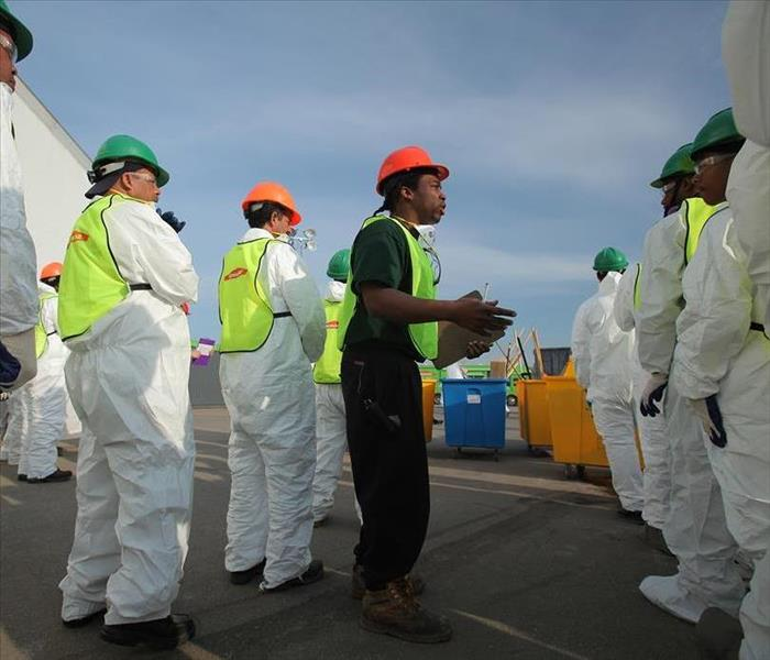 serpvro technicians in PPE